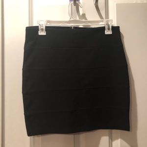 Forever 21 Black Pencil Skirt